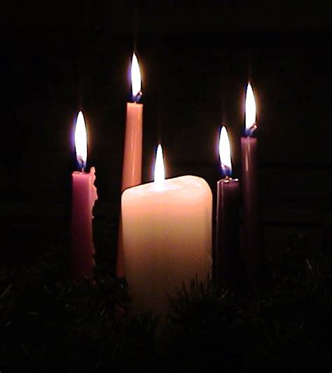 lighting the advent wreath o come o come emmanuel coming home