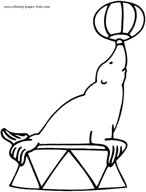coloring pages sea lions free coloring pages of sea lion swimming
