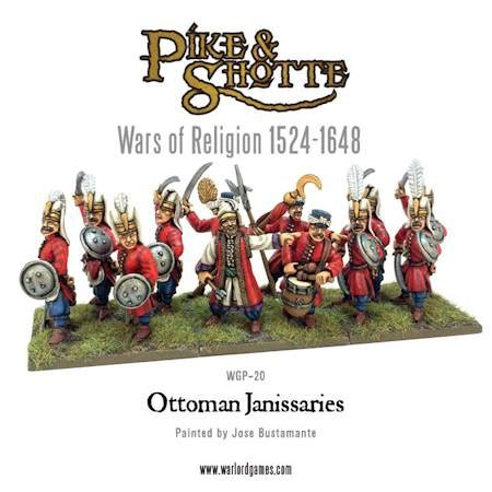 elite corps of ottoman turks tmp pike shotte ottoman janissaries from warlord games