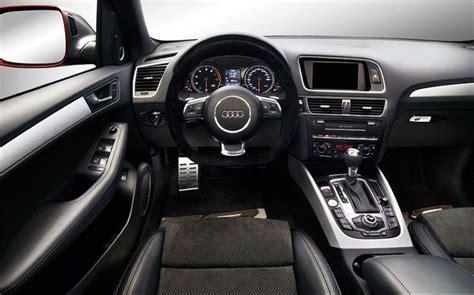 Audi Q 5 Interior by 2015 Audi Q5 S Line Interior Audi