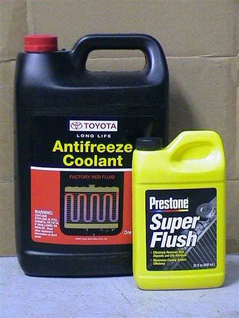 Toyota Tacoma Antifreeze Can I Use Anti Freeze In My Water Cooling Set Up