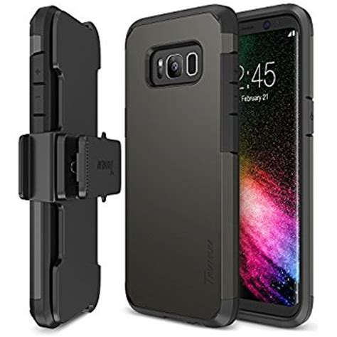 Samsung Galaxy S8 Plus Jc Armor Belt Casing galaxy s8 trianium duranium series
