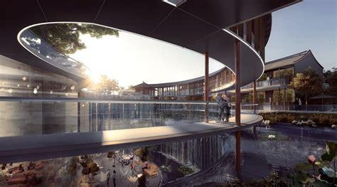 zhuhai hengqin tianhu hotel development  architect