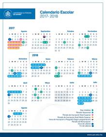Calendario Escolar 2018 Mexico Calendario Escolar 2017 2018