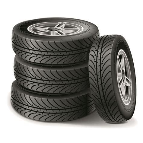 creative car tires vector design 03 vector car free