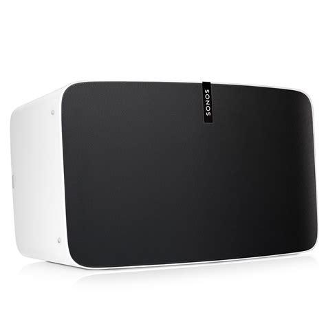 Orbitrek 5 In 1 Plat Sonos Play 5 Smart Wireless Speaker White Pl5g2us1 B H Photo