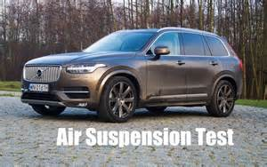 Volvo Xc90 Airbags How Does Air Suspension Volvo Xc90 2015 Work
