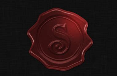 photoshop tutorial wax seal wax seal photoshop tutorial iceflowstudios design training