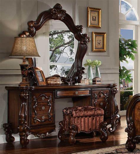 Bedroom Vanity Sets For Sale by Cherry Oak Vanity Set Ac 137 Bedroom Vanity Sets