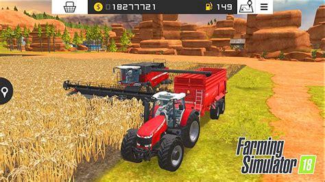 farming simulator mobile farming simulator 2018 mobile