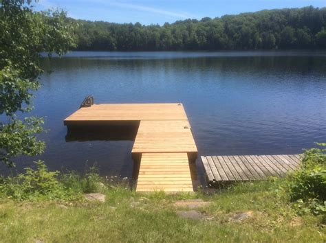 Cottage Docks by Traditional Floating Docks Cottage Docks Ontario