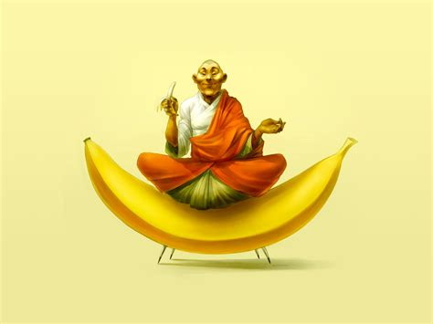 banana funny wallpaper funny banana wallpaper image wallpaper wallpaperlepi