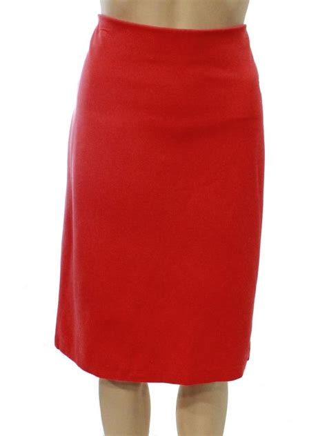 philosophy s size 10 stretch pencil skirt