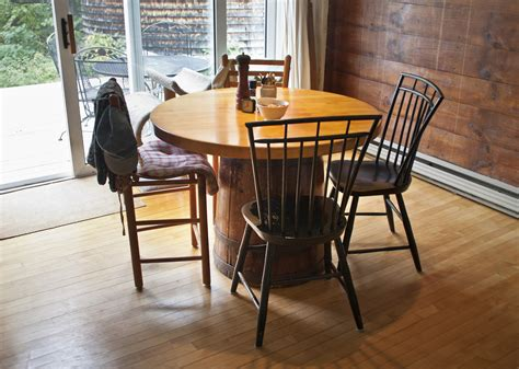 Clean Kitchen Table by Clean Table Flickr Photo