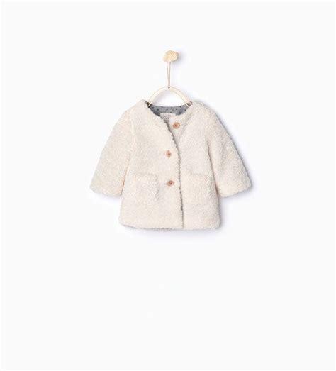 Baby Fleece Coat fleece coat baby zara