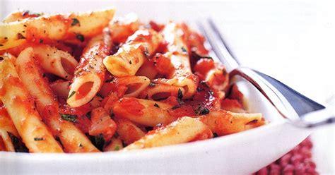 tomato pasta recipe pasta with simple tomato sauce