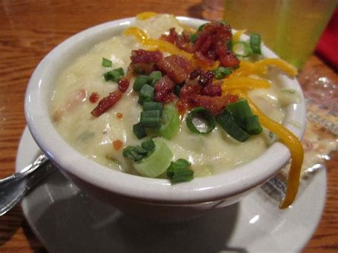 Machine Shed Potato Soup Recipe by Baked Potato Soup Picture Of Iowa Machine Shed