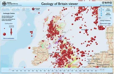 earthquake uk earthquakes in the uk earthquakes discovering geology