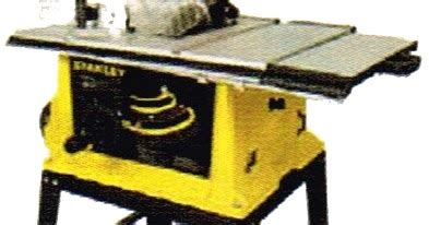 stanley table saw stst 1825 stanley power tool stst1825 1600w table saw