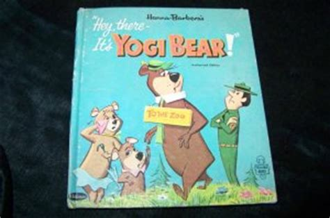 it s in there â books vintage 1964 hey there it s yogi whitman book