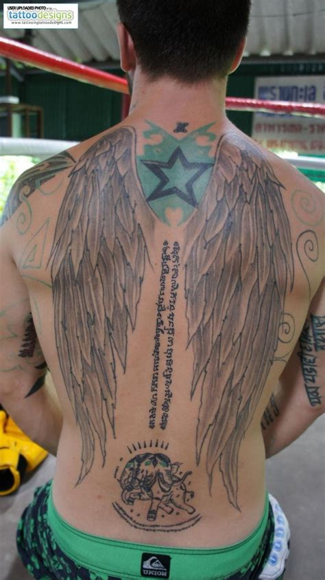 wing tattoo for men best 25 eagle wing tattoos ideas on wing