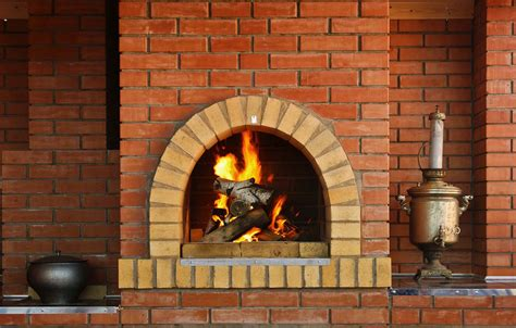 Wood Fireplace Maintenance by Chimney The Inspector