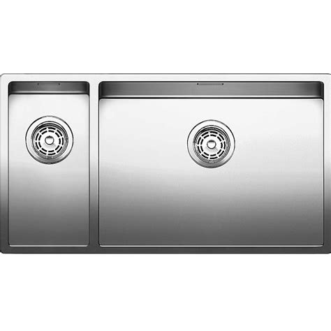 blanco stainless steel sink blanco claron 550 200 u stainless steel sink kitchen