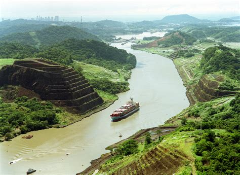 Photo Panama Canal by Photios The And The Panama Canal