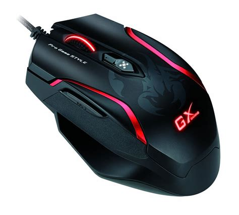 Mouse Macro Gx buy genius gx maurus x gaming mouse at evetech co za