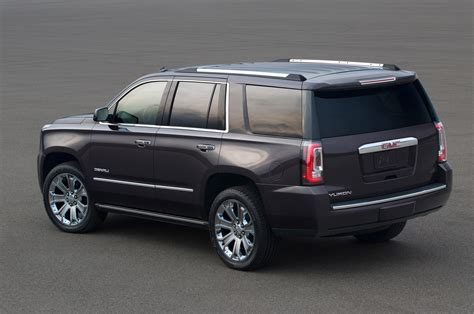 gmc yukon 2015 gmc yukon denali rear view photo 25