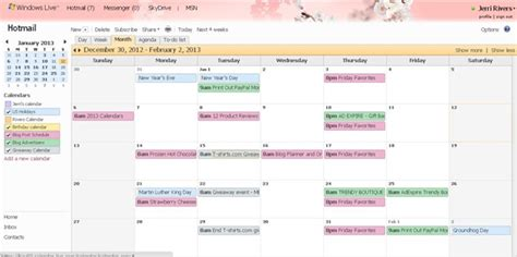 My Calendars Outlook My Calendar And Tips To Organize Your Simply
