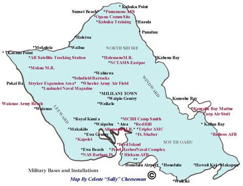 hawaii relocation bases honolulu oahu