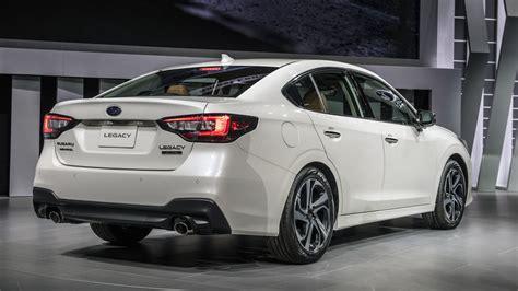 2020 Subaru Legacy by 2020 Subaru Legacy Revealed At Chicago Auto Show Autoblog