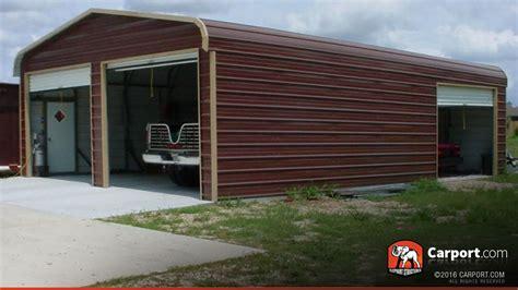 steel metal storage buildings shops garages metal building garage for two cars 22 x 31 shop steel