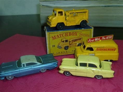 Vintage Diecast the gallery for gt vintage matchbox cars