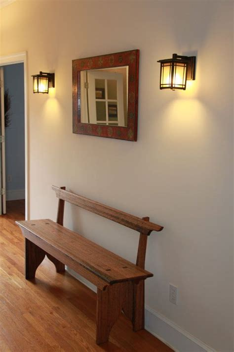 hall entry bench shaker hall foyer bench seating benches foyers and