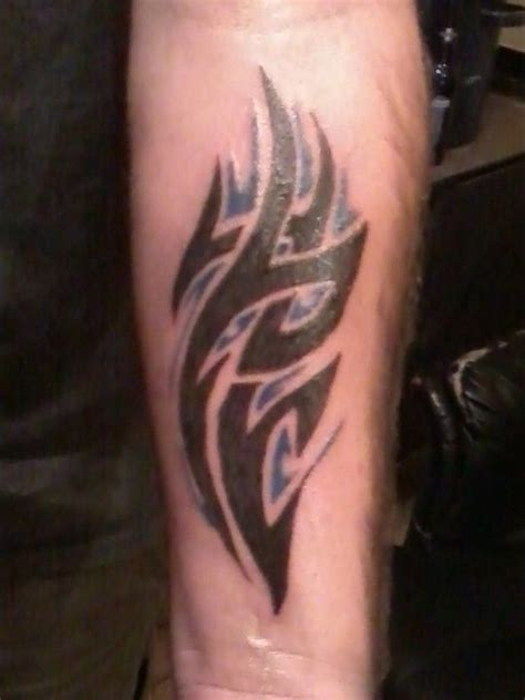 tribal flame tattoos on arm 7 best tribal tattoos images on tribal
