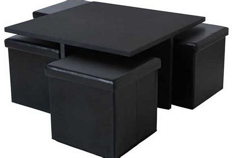 Leather Dvd Storage Coffee Table With Dvd Storage