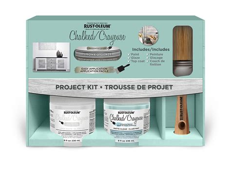 project kit chalked paint project kit product page