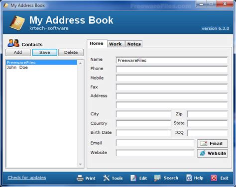 excel address book template excel 2010 address book template address book template