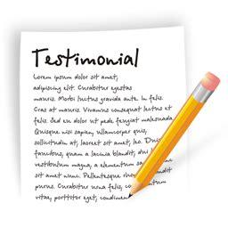 how to write a testimonial template document file testimonial write icon icon