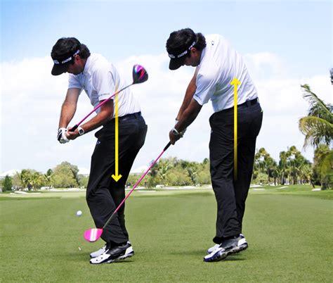 vertical swing golf bubba watson s power secrets today s golfer