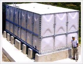 Grp water tank grp panel tank view grp water tank water tank from
