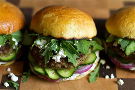 lamb burger recipe dishmaps