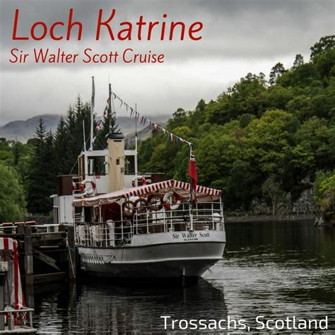 sir walter scott boat loch katrine travel scotland the guide maps photos videos