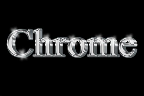 photoshop words chrome tutorial 40 photoshop tutorials to create gorgeous 3d text effects
