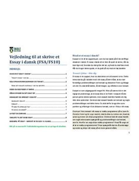 layout til essay skolehj 230 lpen dk vejledninger inspiration til 7 8 9
