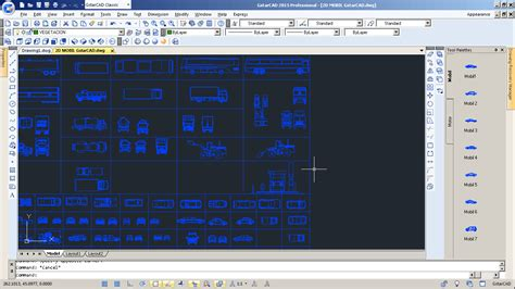 tutorial autocad indonesia cara menambahkan object dalam tool palette sebagai library