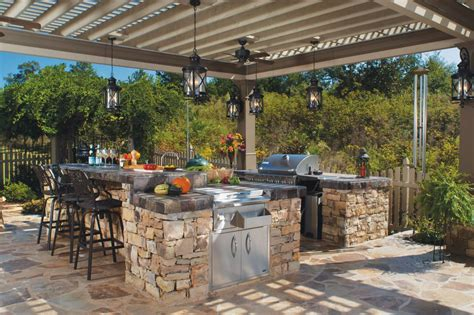 outdoor cooking 12 gorgeous outdoor kitchens hgtv s decorating design