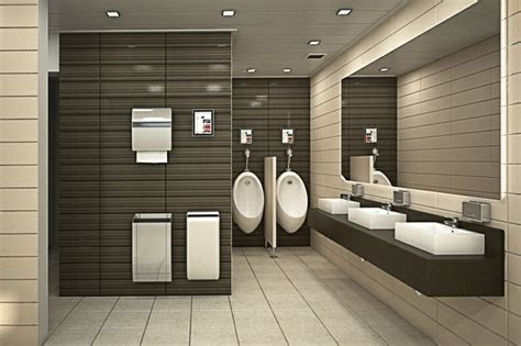 a washroom fit for business the standard